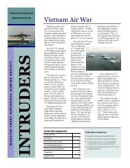 Intruders - Wasatch Front Historical Gaming Society