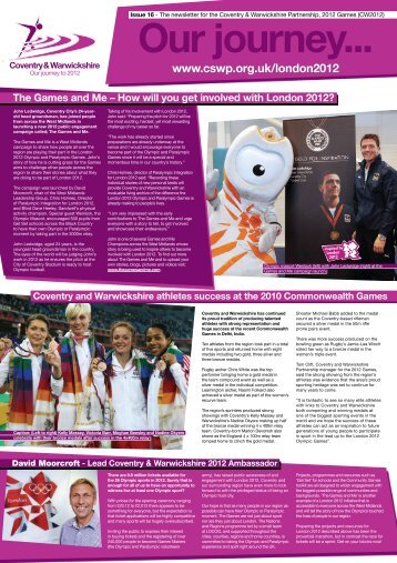 Edition 16 - Coventry 2012 - CSWP