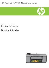 1 HP All-in-One overview -  Hewlett Packard