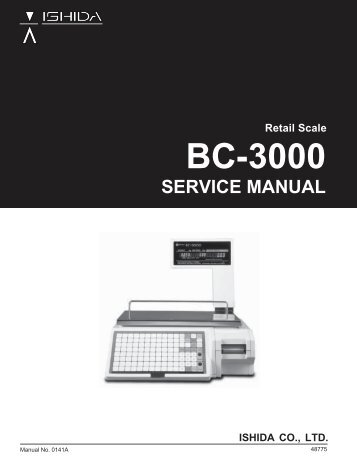 BC-3000 - Rice Lake Weighing Systems
