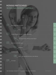 Download Profil [PDF 1.5 MB] - Monika Matschnig