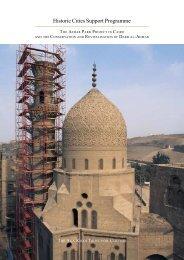 Historic Cities Support Programme - Aga Khan Development Network