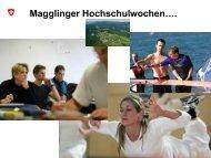 MHW PH - Institut für Sport und Sportwissenschaften der Universität ...