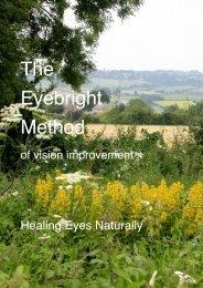 The Eyebright Method - Julian Scott