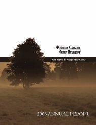 2006 Annual Report - Farm Credit of the Virginias