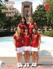 2012 USC Women's Golf - Community
