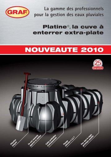 Dépliant de présentation Platine - Lacentrale-eco.com