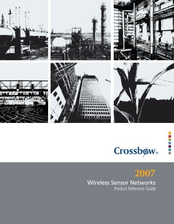 Crossbow 2007 Wireless Product Catalog