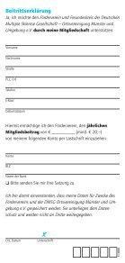 Anmeldeformular (pdf, 30 kB) - MS-Muenster.de - Seite 2