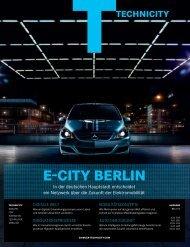 E-CITY BERLIN - Daimler