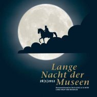 jetzt hier als PDF-Download (6,4 MB) - Lange Nacht der Museen