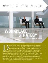 Workplace Strategy - Jones Lang LaSalle