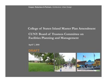 The College of Staten Island - CSI Today