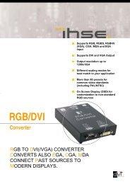 rgb/dvi(vga) converter