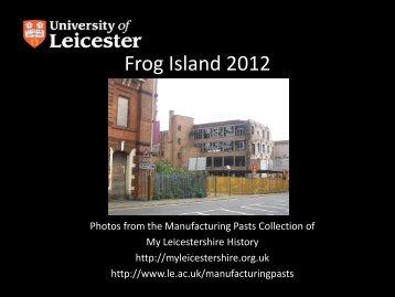 Frog Island 2012