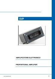 Catalogo SVP - Tecnica Industriale Srl