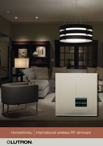 HomeWorks® |international wireless RF dimmers - Lutron