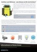 Niedrigere Stromrechnungen - Paxton Access - Seite 2