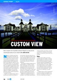CUSTOM VIEW - Linux Magazine