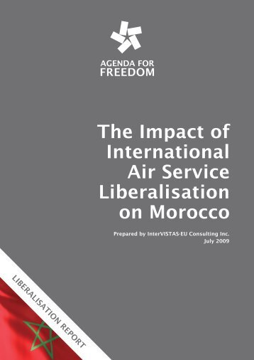 The Impact of International Air Service Liberalisation on Morocco