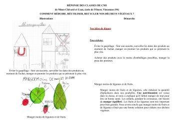 Imprimer en pdf le travail réalisé