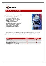 Accident Reconstruction Kit (ARK)
