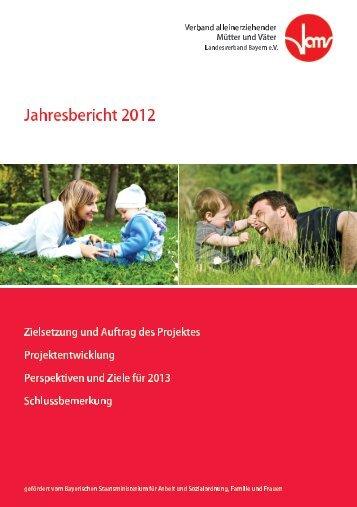 Jahresbericht 2012 - VAMV