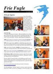 Nyhedsbrev nr 2 juni 2013.pub - Idéværkstedet De Frie Fugle