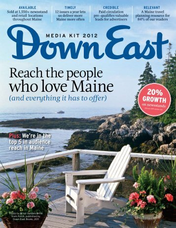 who love Maine - City and Regional Magazine Association