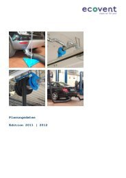 Planungsdaten Edition 2011 | 2012