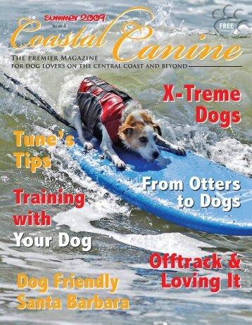 FREE - Coastal Canine Magazine