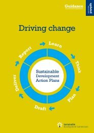 An SDAP is… - Sustainable Development Commission