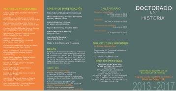 documentación - Coordinación de la Investigación Científica
