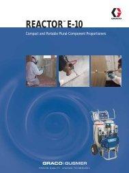 REACTOR™ E-10