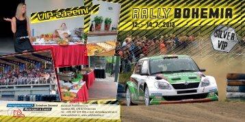 VIP Silver - Rally Bohemia