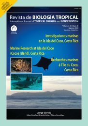 Portada / Book Cover - cimar - Universidad de Costa Rica