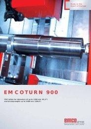 EMCOTURN 900