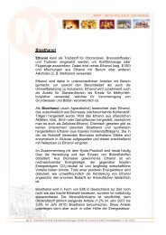 Bioethanol - May-industrie.com