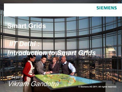 Smart Grid - IIT Mandi