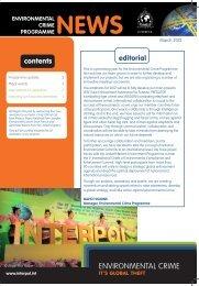 Newsletter Issue 9 - AECEN