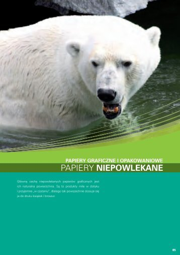 Papiery niepowlekane (PDF 1,3 MB) - Europapier
