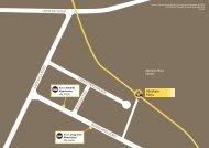 Bus Replacement Maps - Metrolink