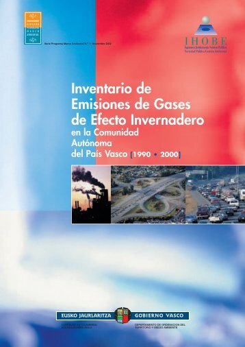 Inventario de Emisiones de Gases de Efecto Invernadero