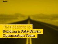 Roadmap to Optimization