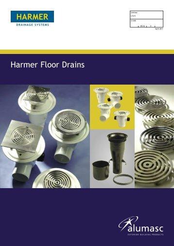 Harmer Floor Drains - NMBS