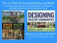 Richard J Jackson MD - Archive - ULI