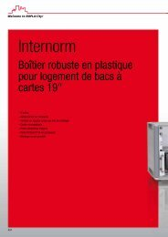 Internorm - Bopla