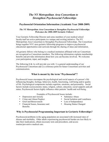 Psychosocial Program Evaluation/Feedback Form   - Cornell Cares
