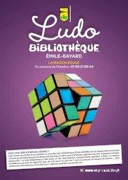 Télécharger la plaquette Ludo-bibliothèque - Ville de Viry-chatillon
