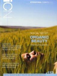 ICN - Organic Beauty - March 2009 - Wuttke Group LLC